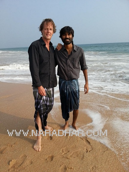 Dhanush in Mariyaan Sets